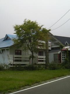 ペンション跡地