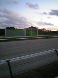 盛岡競馬場・馬場