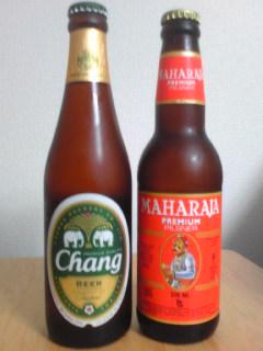 チャーンとマハラジャ