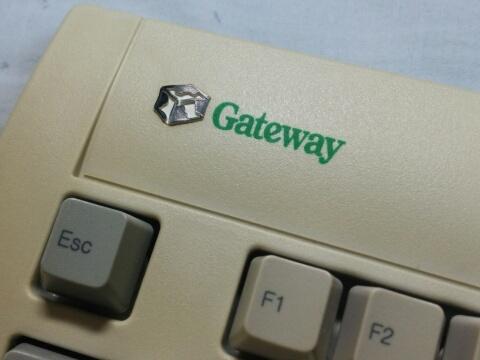 ゲートウェイのキーボード