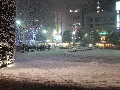 武蔵境駅南口